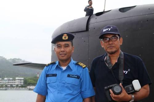 24 apr Lt Kdr Isa (ex-RDP intake 145) -