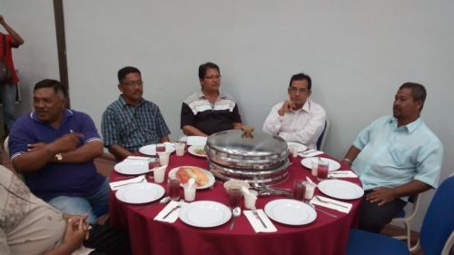 Feb- Makan malam bersama ADUN Paktam