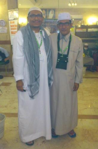Bersama Dato Haji Zaini Hassan