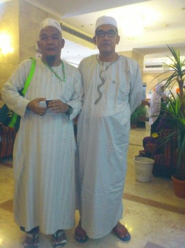 Haji Arifin (skot 146) - di hotel land premium mekah
