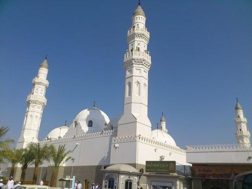 Mesjid Quba' dan agenda munafiqin dalam Islam