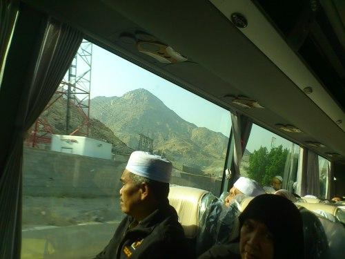 Jabbar Thur.... Tempat persembunyian Nabi (saw) bersama Sayyidina Abu Bakar