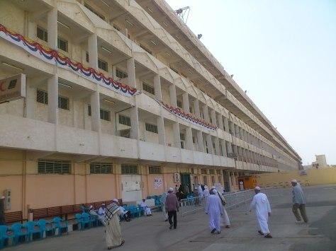 Madinatul Hujjaz - Jeddah, transit terakhir bagi jemaah yang akan berangkat balik ke Malaysia.
