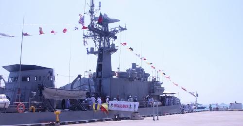 Banglades ship dibuka untuk orang ramai