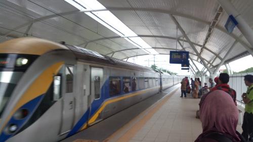 ETS Padang Besar KL Sentral