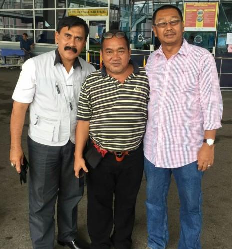 Mazlan, Bandar, Kamal