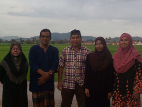 Cikgu fauzi & famili dari Besut Raya ke10