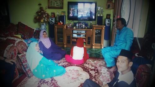 Famili Laila dr KL & famili Rohaya dari Kulim
